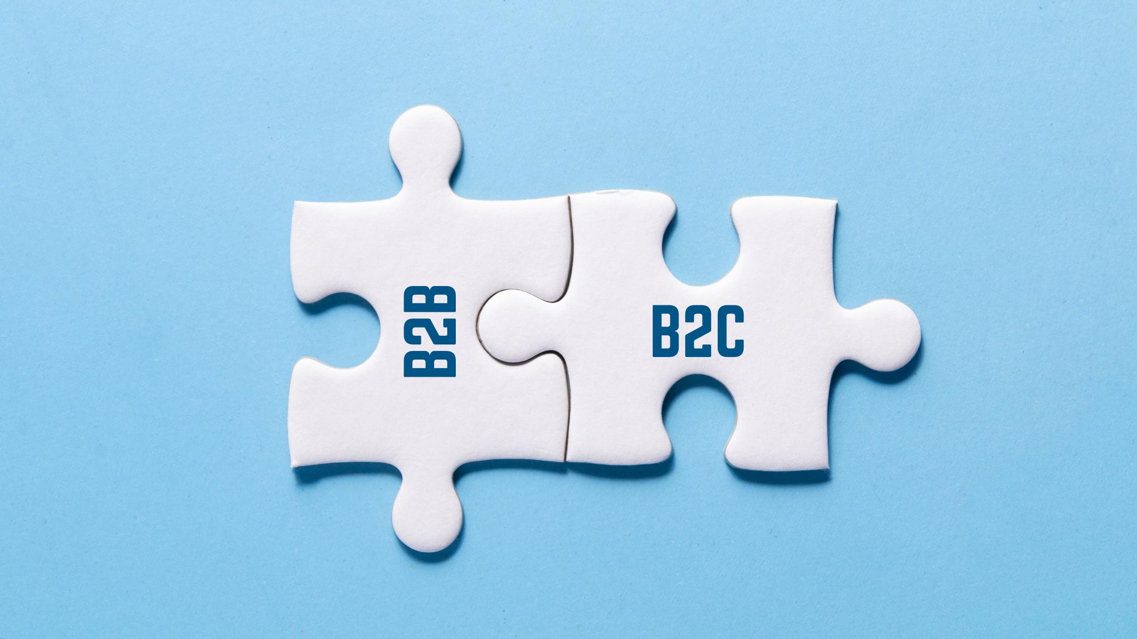 linking B2B with B2C