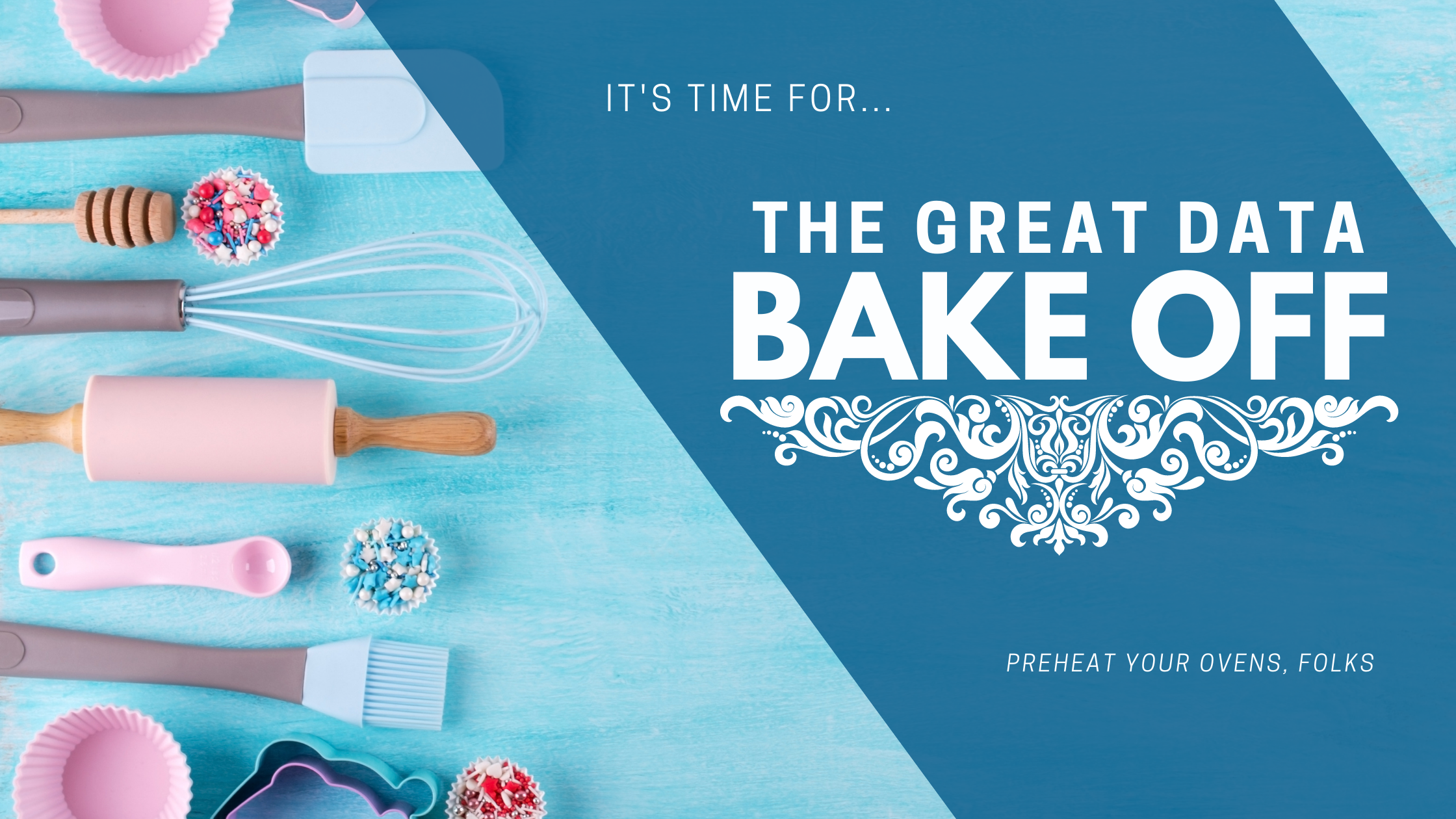 It's Time for The Great (B2B) Data Bake Off